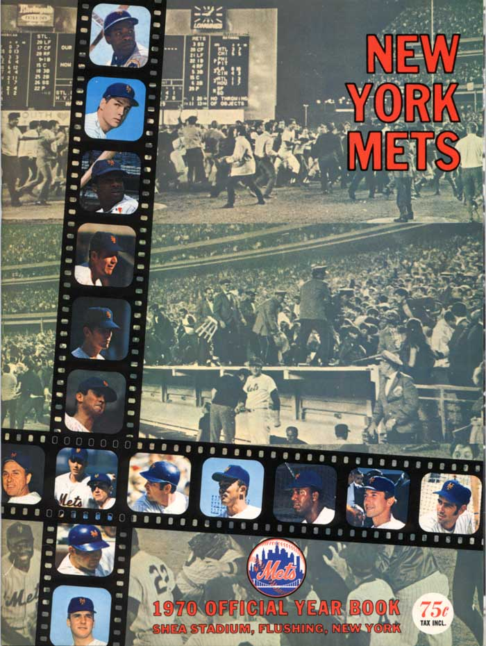 Mets Yearbook: 1970 « Faith and Fear in Flushing