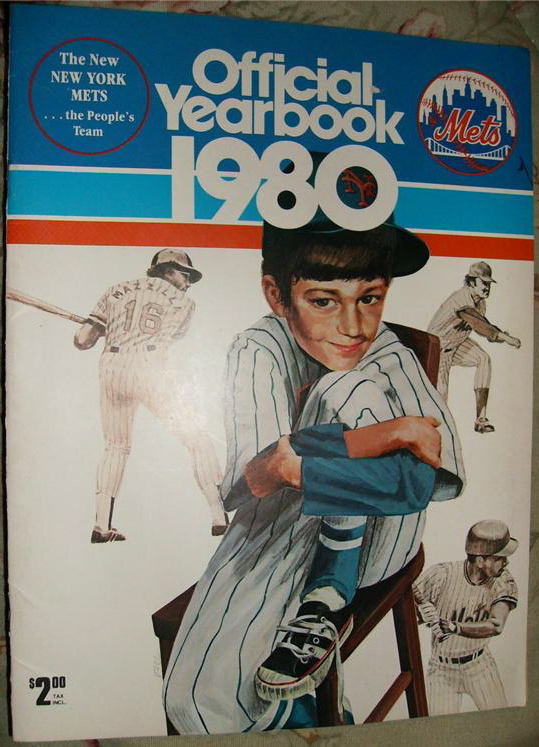 Mets Yearbook: 1980 « Faith and Fear in Flushing