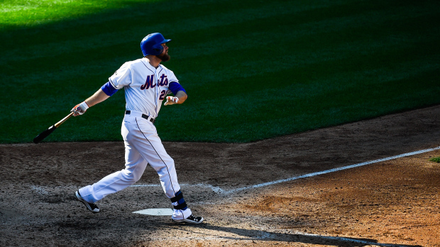 Duda, emerging from the shadows. (Getty Images)