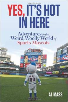 Twenty years later after springing back to life, Mr. Met is still hot stuff.