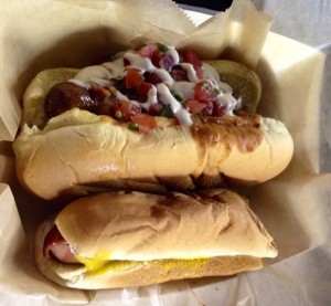 The Sonoran dog meets its Value Meal cousin.