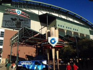 Welcome to Chase Field!
