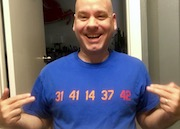 Revised numbers shirt