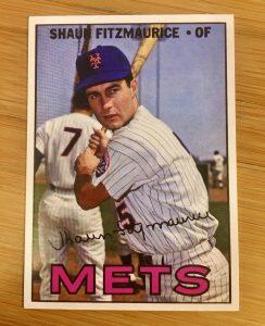 Shaun Fitzmaurice custom card
