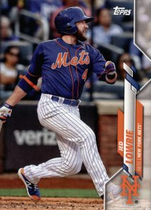 Jed Lowrie Topps Team Set