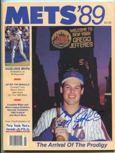 Mets '89 cover