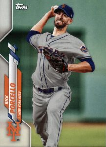 Rick Porcello Topps Team Set